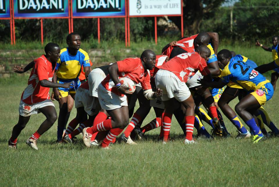 Impala in past action against Homeboyz (Photo: James Wahome)
