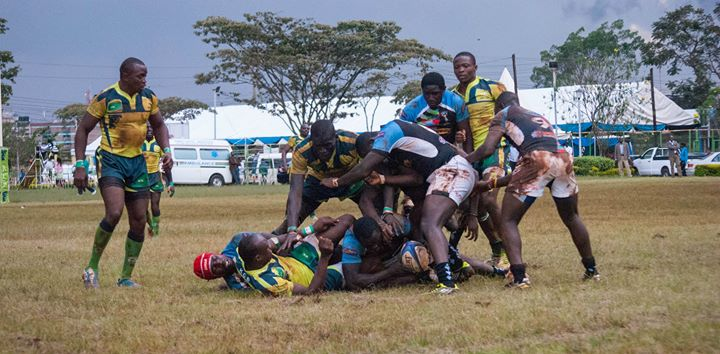 Action from these two in their league encounter (Photo: James Wahome)