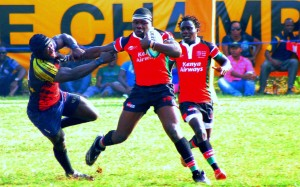 Joshua Chisanga in past Elgon Cup action (Photo : Arigi Obiero, MoR)