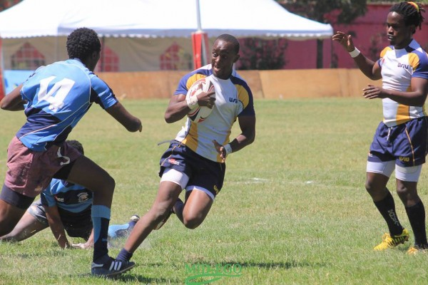 Action from the USIU match againts Daystar (Photo : Mid-ego Fotography)