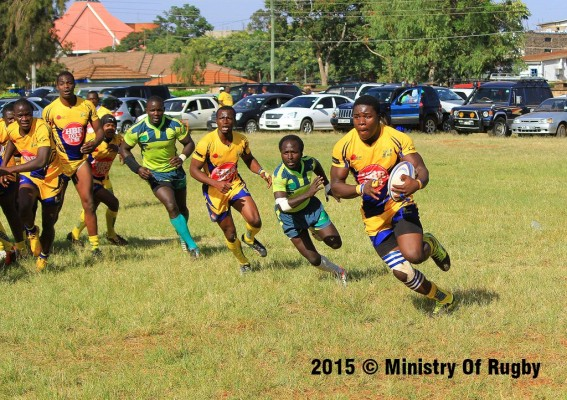 Joshua Chisanga in past action against the Lions (Photo: Ministry of Rugby)