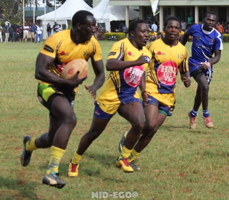 Oscar Ayodi in action during the semi finals (Photo: Mid-Ego Fotography)