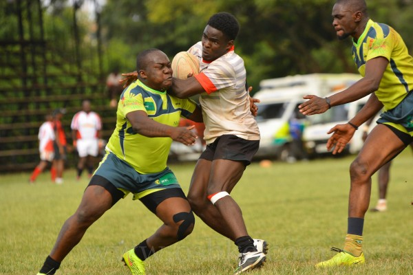 Asin on defensive duty for the Lions against Impala