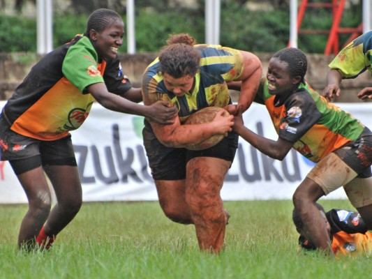 KCB's Immah in action (Photo - Alex Njue)
