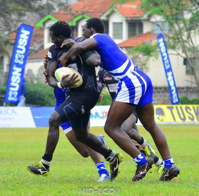 Action from this year's Christie 7s