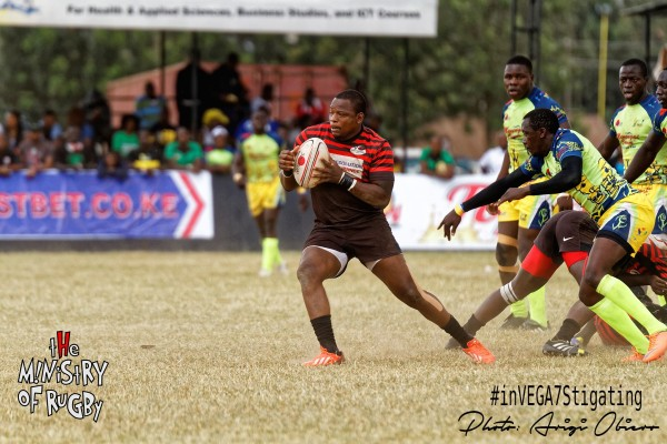 Brian Nyikuli in action for Impala  (Photo : MoR)