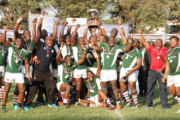 The 2016 Elgon Cup Champions. (Photo - Jush)