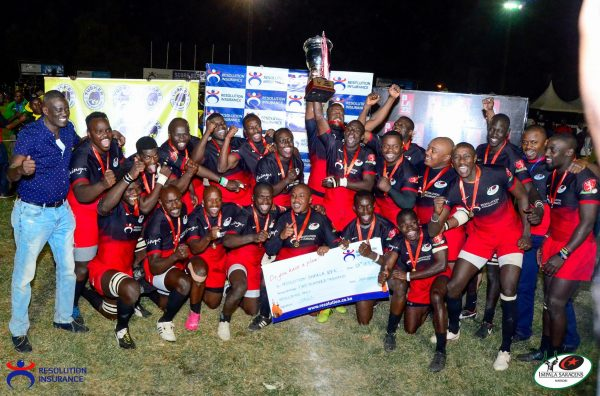 The 35th Champions of the Impala Floodies.