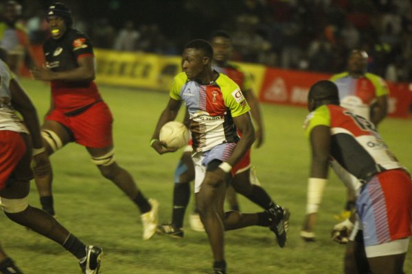 Action from the Derby (Photo : Mike Njoroge)