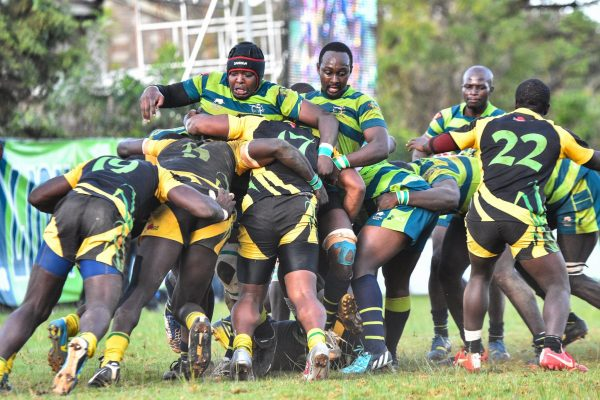 Is It Really A Two Horse Race? – Odd Shaped Balls Kenya